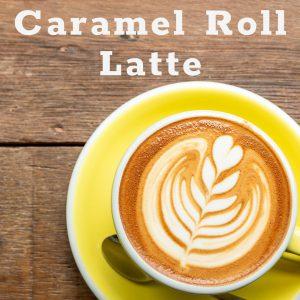 Caramel Roll Latte